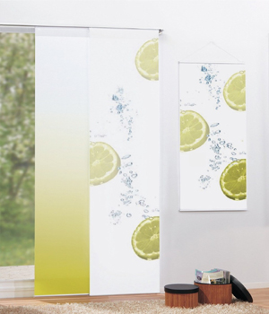 Fl chenvorhang kurz haus design m bel ideen und - Amazon schiebegardinen ...