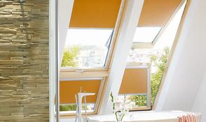gardinen welt online shop dachfenster rollo f r velux dachfenster. Black Bedroom Furniture Sets. Home Design Ideas